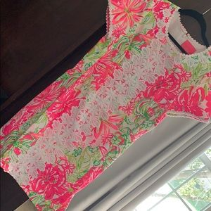 NWT Lilly Pulitzer shift dress